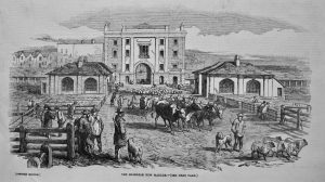 Islington New Market 1849 ILN